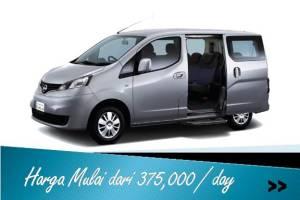 sewa mobil evalia di Malang