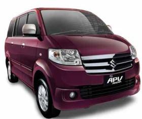 Rental Mobil APV di Malang