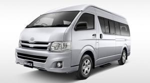 Sewa Toyota Hiace di Malang